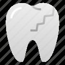 crack, cracked, dental, dentist, hospital, teeth, thoot