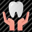 dental, dentist, hand, health, hospital, save, tooth