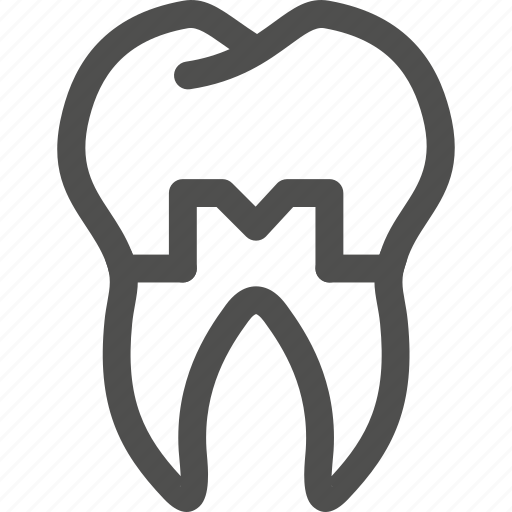 crown, dental, dentist, health, tooth icon
