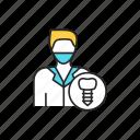 dental, surgeon icon