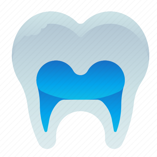 Dental, dentist, root, teeth, tooth icon - Download on Iconfinder