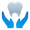 care, dental, dentist, maintenance, teeth icon