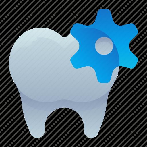 Dental, dentist, maintenance, repair, teeth icon - Download on Iconfinder