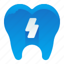 ache, dental, dentist, pain, teeth, tooth icon