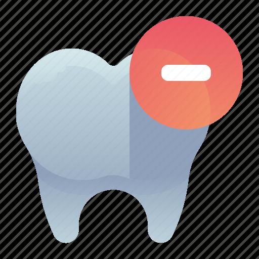 dental, dentist, removal, teeth, tooth icon