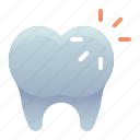 dental, dentist, pain, tooth, toothache icon