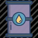 oil, barrel