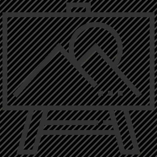 creative, design, graphic, idea, tool icon