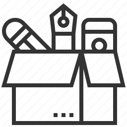 business, creative, design, graphic icon