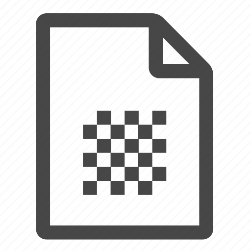design, document, vector icon