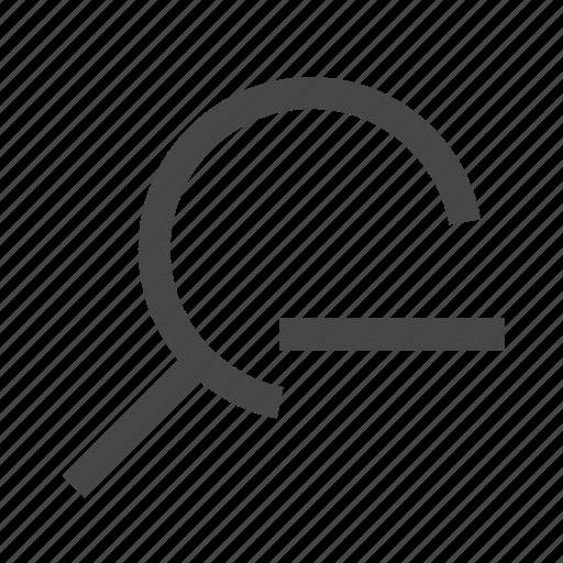 design, in, zoom icon