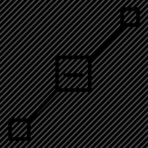 connection, design, draw, graphic, vectors icon