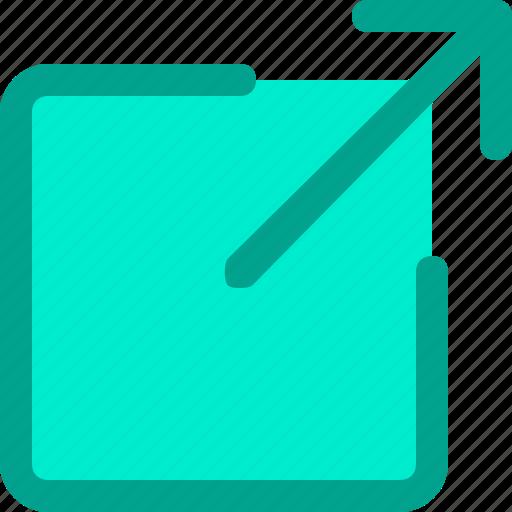 Export, external icon - Download on Iconfinder on Iconfinder