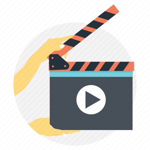 corporate video, digital video, media production, video production, videography icon