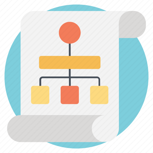 Flowchart, information architecture, sitemap, web design icon - Download on Iconfinder