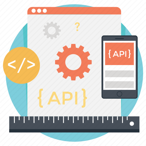 app development, application development, mobile api, software development, software platform icon
