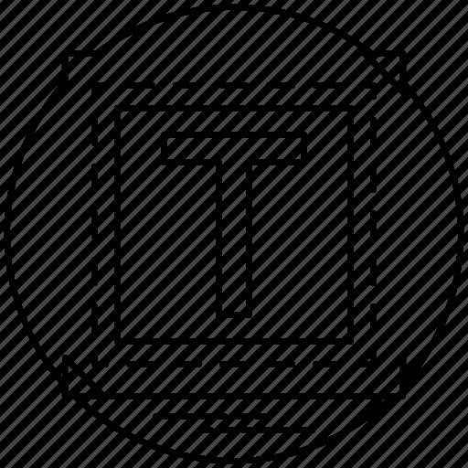 alphabet, calligraphy, fonts, typography, typography design icon