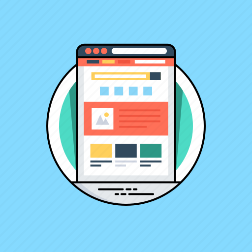 web design, web development, web page, website template, wireframe icon