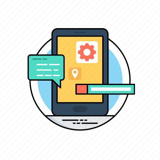 app development, mobile application development, mobile interface design, mobile website development, software icon