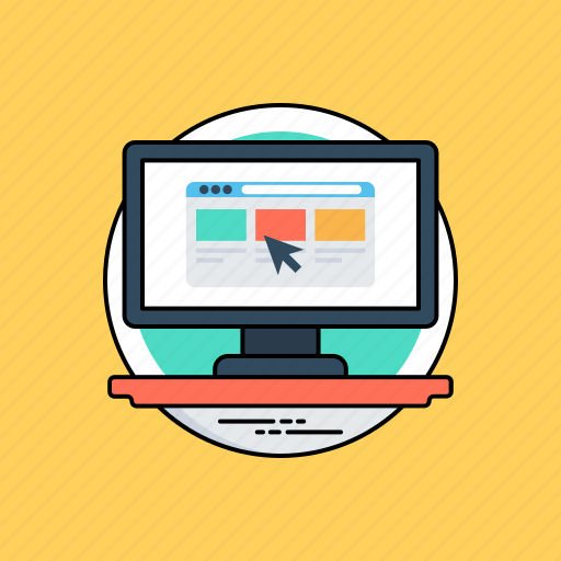 web design, web page, web template, website, website layouts icon