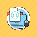 design sample, product design, product model, prototyping, software prototyping icon