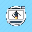 graphic emblem, graphic mark, graphic symbol, logo design, trademark design icon