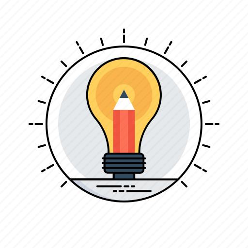 creative idea, creative process, creativity, innovative idea, transforming ideas icon