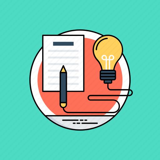 creative idea, creative process, innovative idea, smart solution, transforming ideas icon