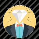 luxury services, premium membership, premium service, quality service, vip service icon