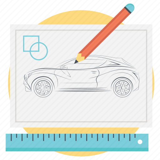 digital drawing, drafting, graphics work, sketching, web designing icon