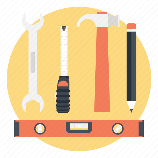 drafting, illustration tools, modify, power tools, stationary icon