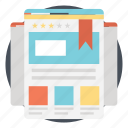 page quality, page rating, ranking factors, seo, website development icon