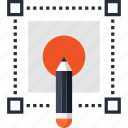 art, creative, design, draw, graphic, illustration, pencil icon