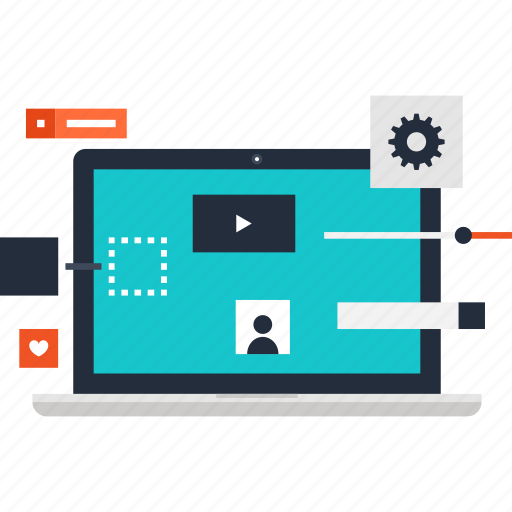 app, application, development, interface, laptop, software, web icon