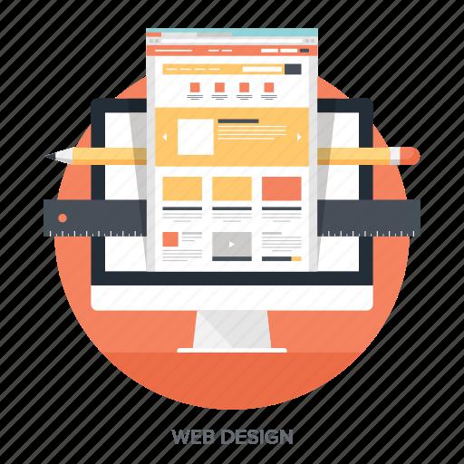 App, application, computer, design, development, layout ...