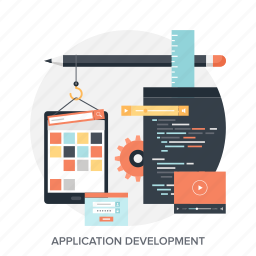 app, application, coding, design, development, program, software icon