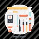 art, design, development, freelance, job, tools, work icon