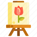 art, drawing, fine arts, painting icon