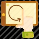 design, interaction, interaction design, interactive, ux icon