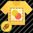 design, graphic design, shirt, shirt design, t shirt design icon