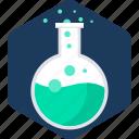 chemistry, flask, lab, laboratory, science, tube