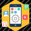 app, application, mobile, responsive, sites, social