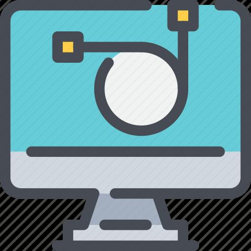 art, computer, design, digital, draw, graphic icon