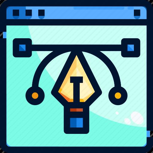 App, art, design, graphic, pen, tool icon - Download on Iconfinder