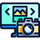 camera, computer, device, photo, photographer, technology