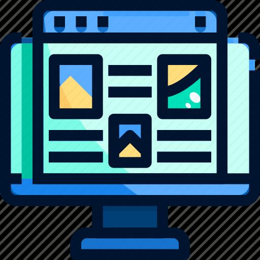 app, browser, computer, refinance, website icon