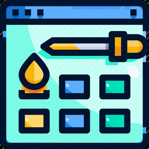 App, art, color, design, tool icon - Download on Iconfinder