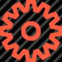 cog, cogwheel, controls, options, prefernces, wheel, workflow icon
