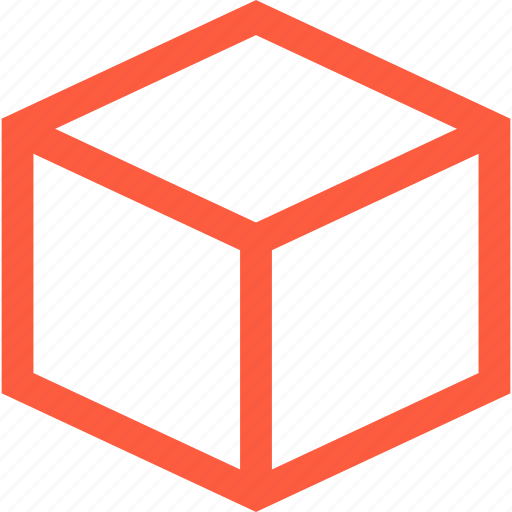 Cube, dimensions, figure, form, geometry, shape icon - Download on Iconfinder