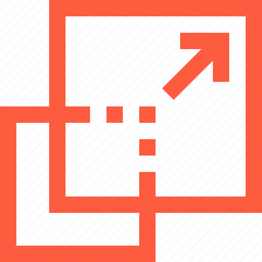 design, expand, full, function, scale, size, tool icon